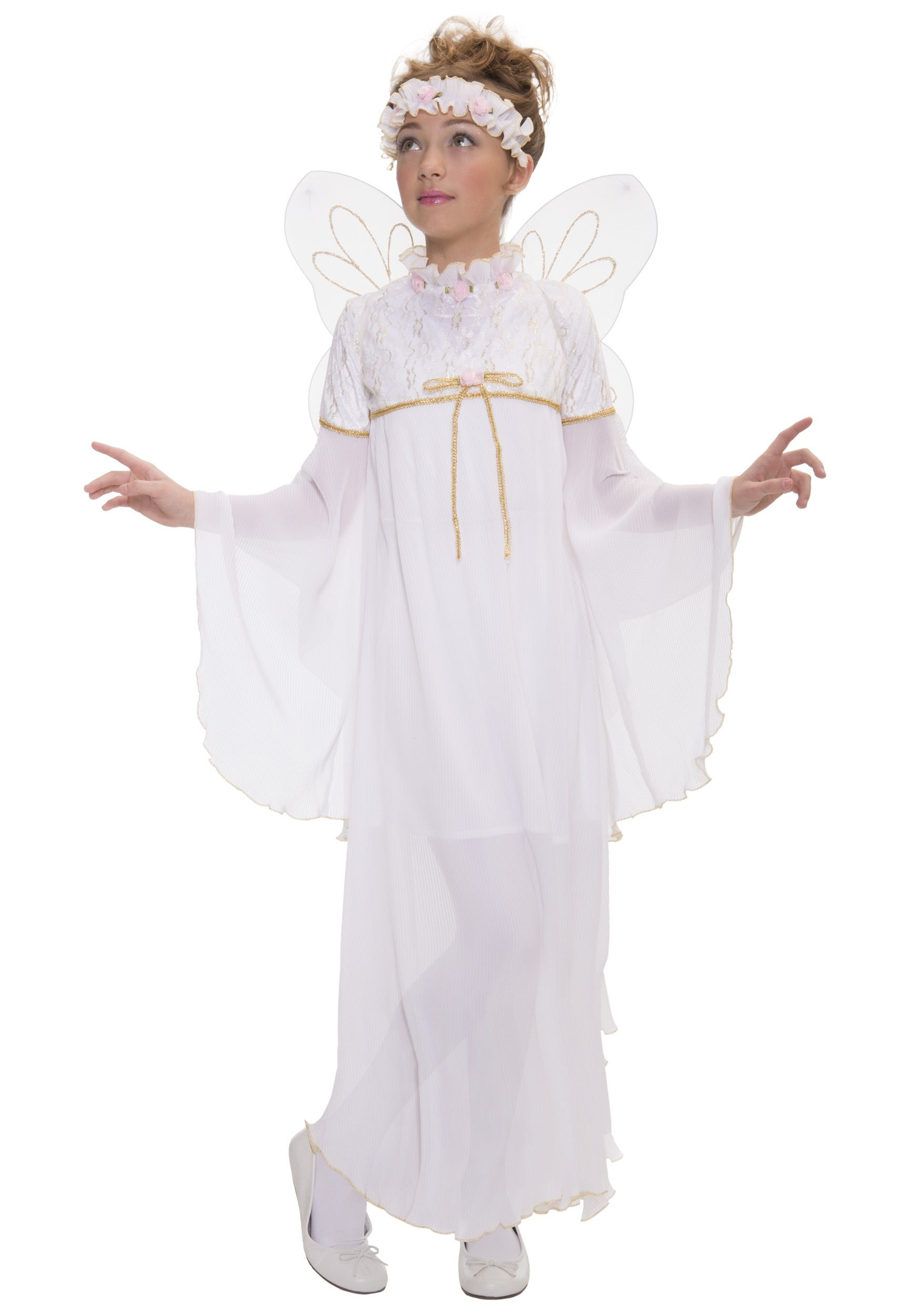 Angel Costumes For Tween Girls Accessories Costumes