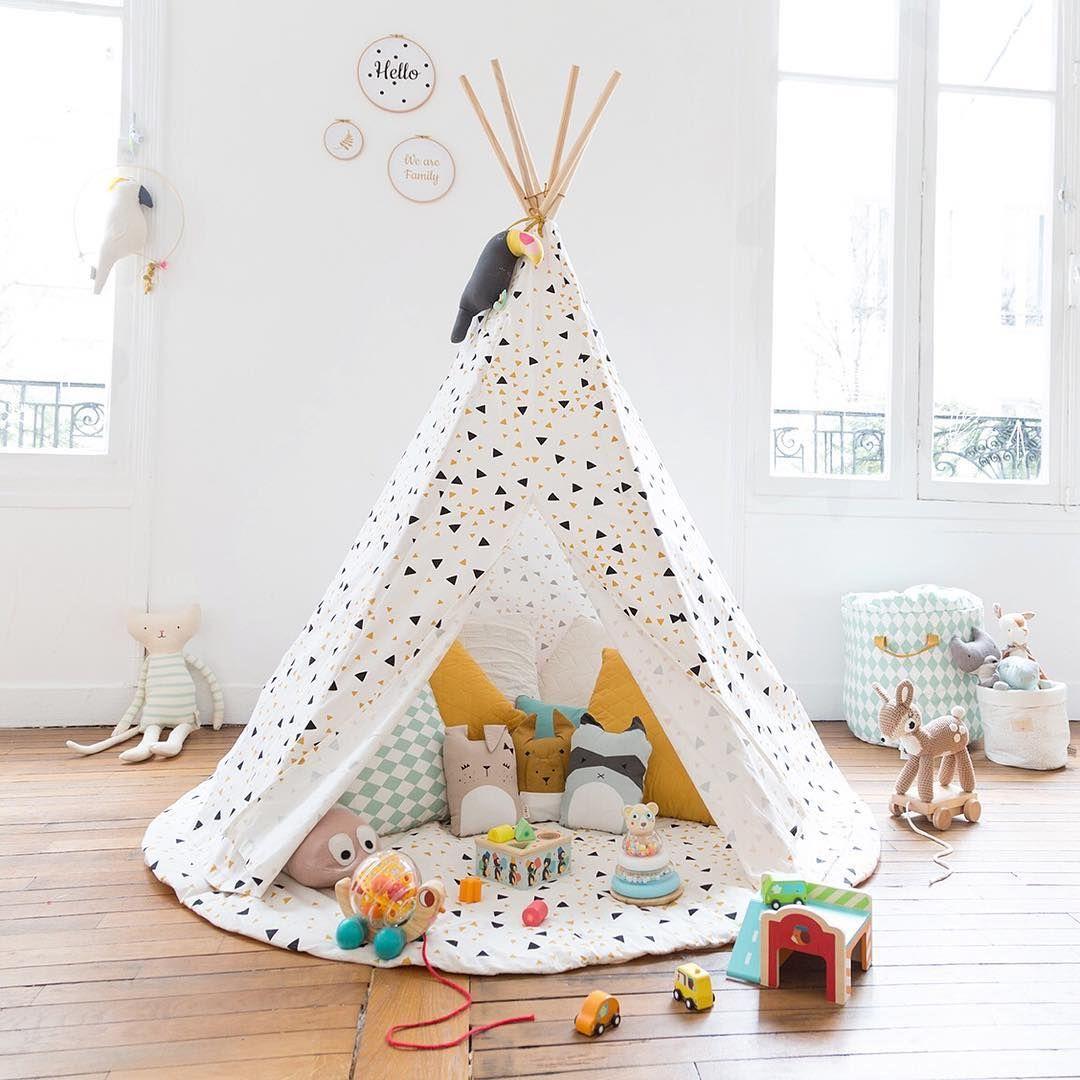 tipi coton imprim en 2018 premiers jouets pinterest coussin animaux faon et doudou chat. Black Bedroom Furniture Sets. Home Design Ideas
