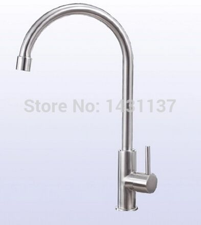 super high quality 304 Stainless Steel single Cold no lead brushed ...