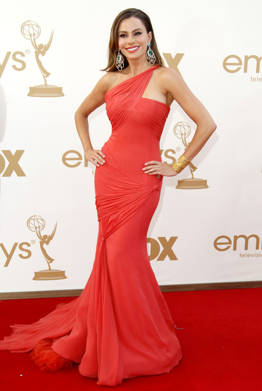 Sofia vergaraus top ten red carpet looks when i win pinterest