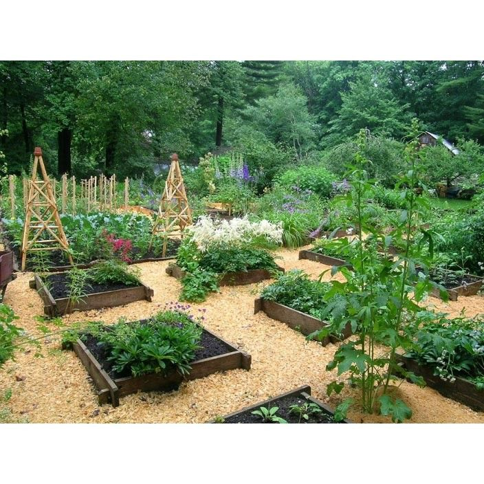 farmstead raised garden beds are based on a century design handcrafted of vermont white cedar these raised beds will last for many years and weather to a - Garden Design Kit