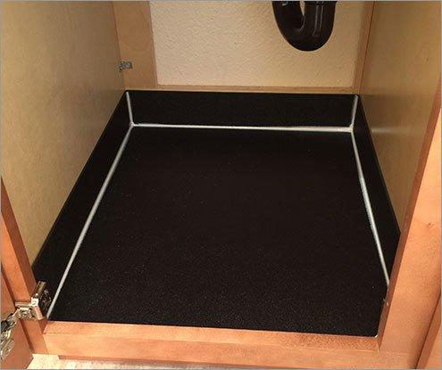 Waterproof Cabinet Tap Plastics Kitchen Sink Storage Under Kitchen Sinks Sink Repair