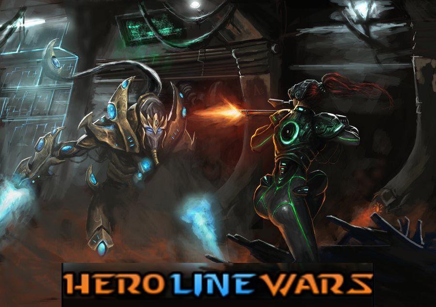 Hero Line Wars Starlight - Hero Build Guides | Video Games | Stars