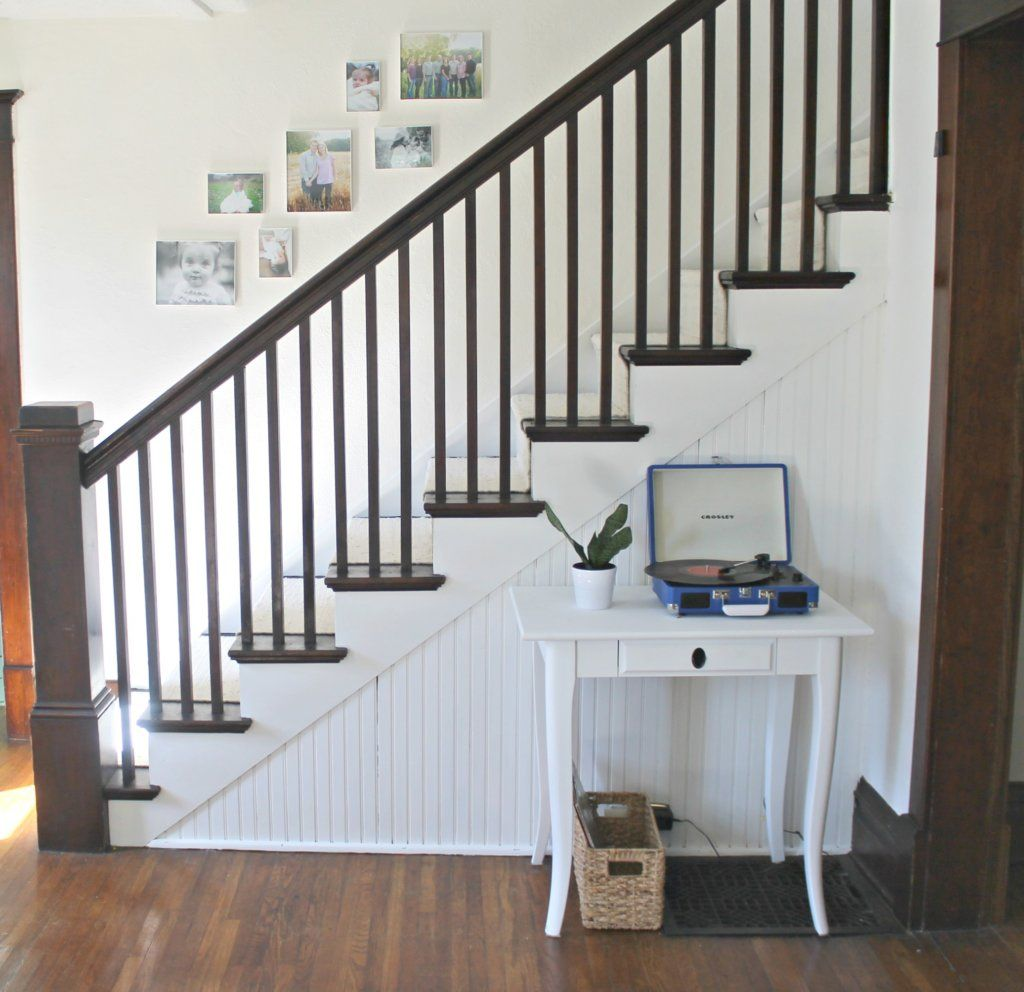 Best Instastaircase Farmhouse Stairs Staircase Makeover 640 x 480