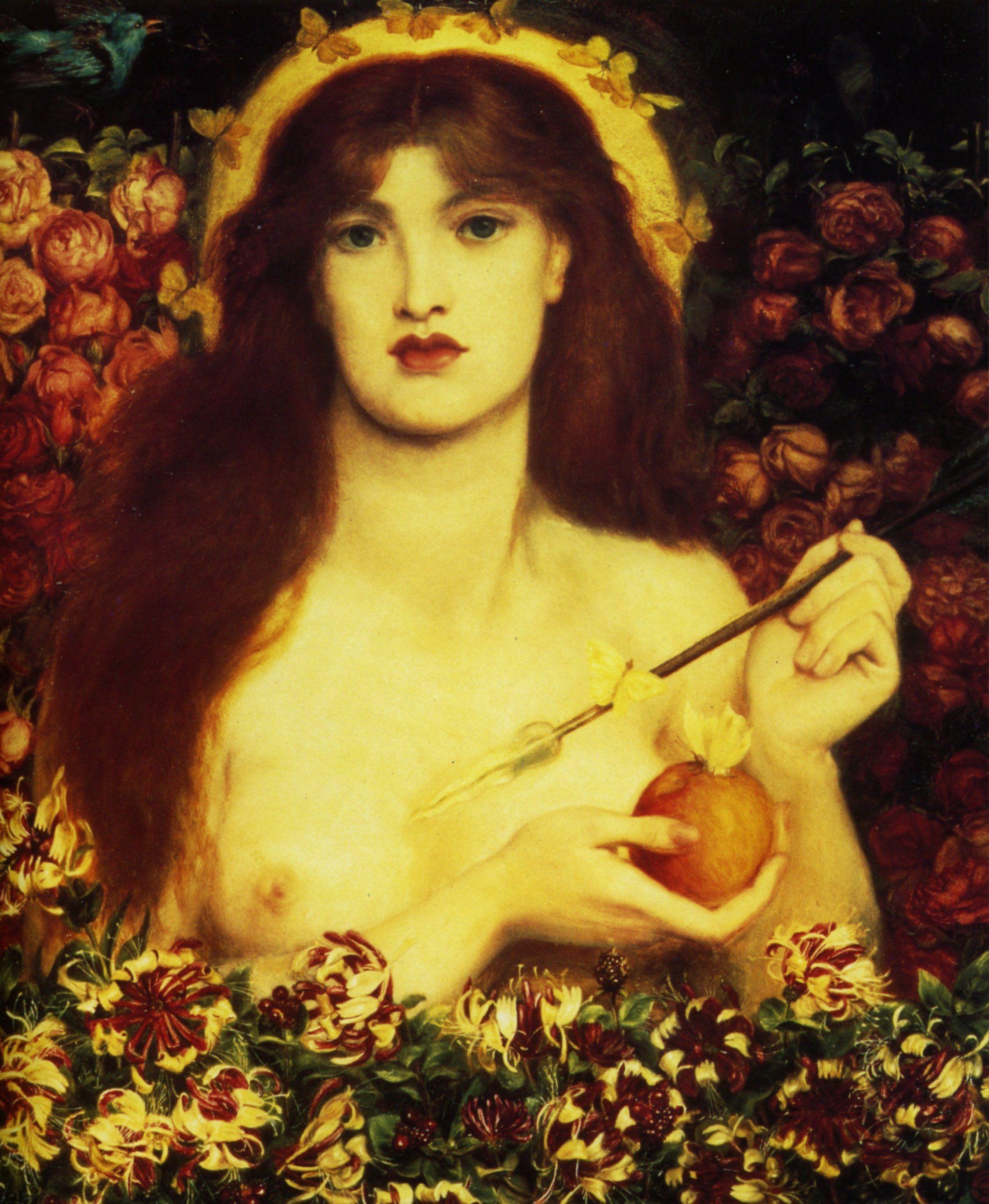 Rossetti various sizes Venus Verticordia fine art giclee print poster