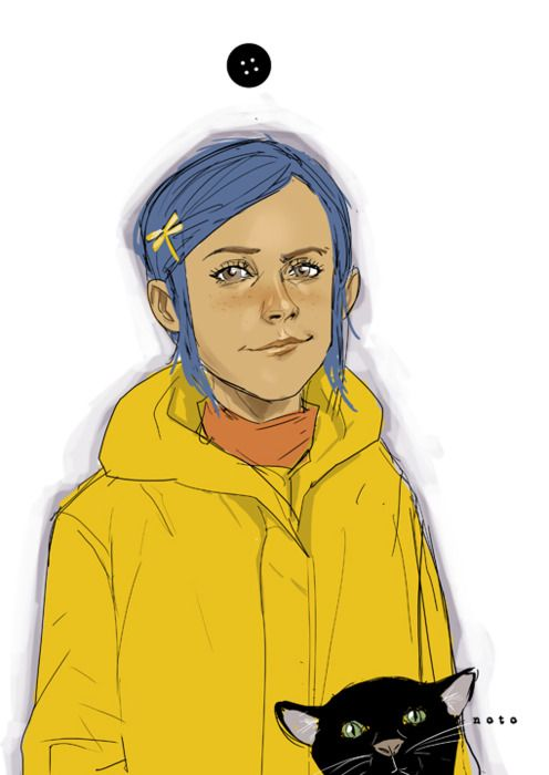 Coraline by Phil Noto