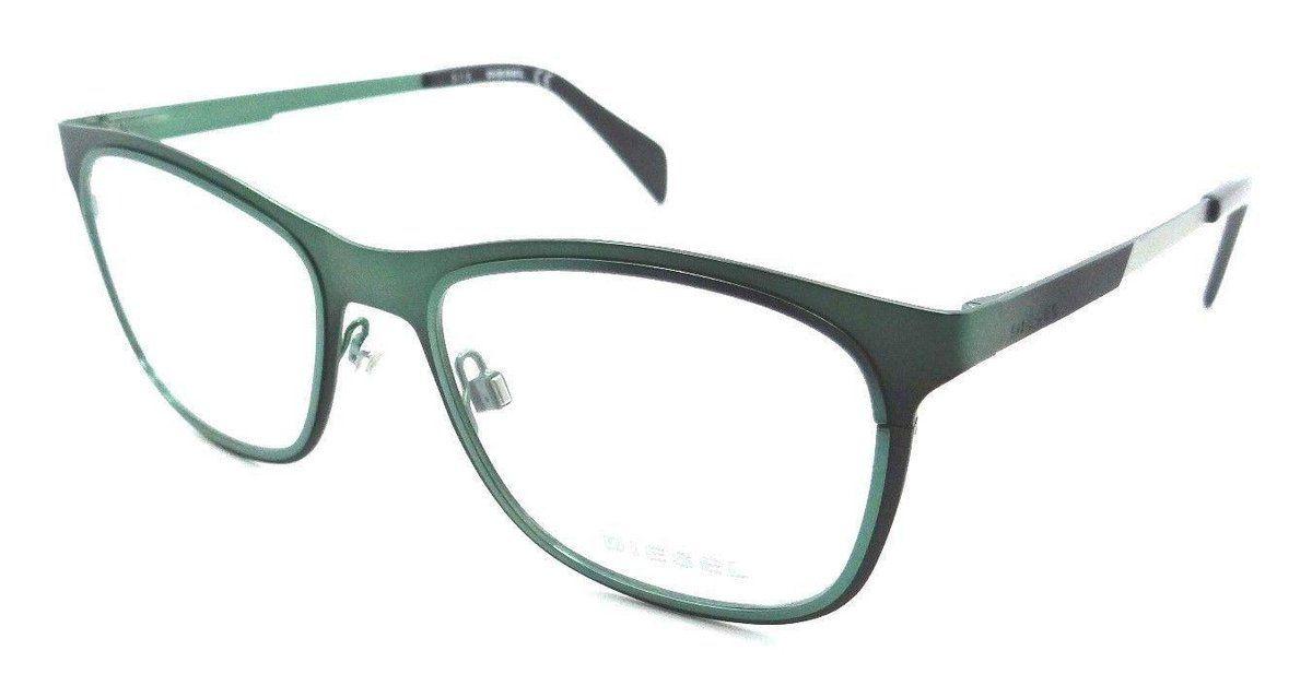 9de8b4eec8 New Authentic Diesel Rx Eyeglasses Frames DL5139 098 53-19-145 Green ...