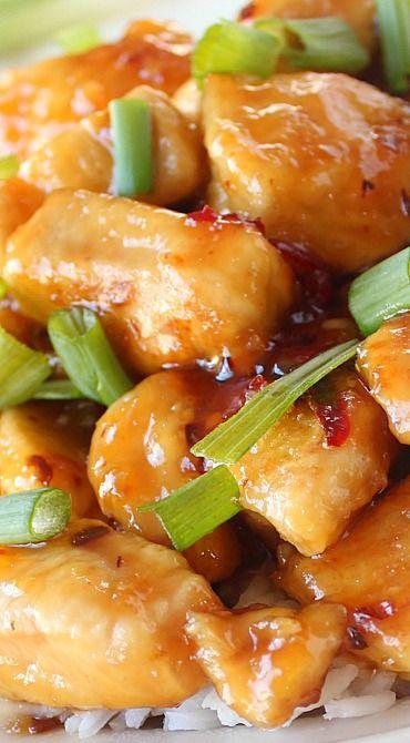 Gluten Free Chinese Honey Chicken Gluten Free Chinese Gluten Free Recipies Gluten Free Eating