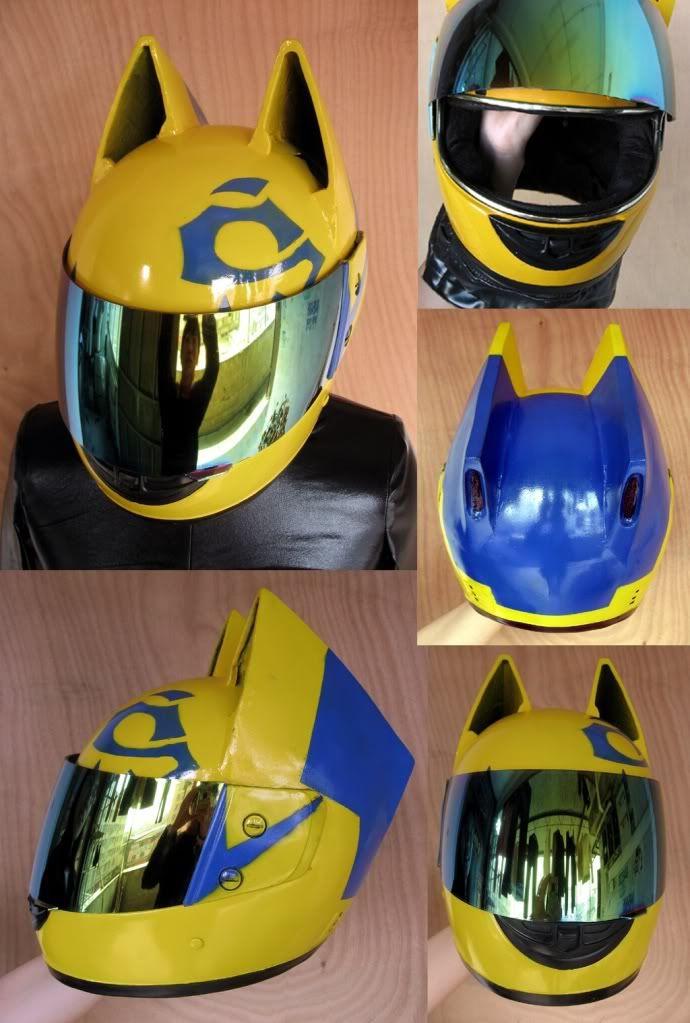 Ebay Celty Helmet Someday Durarara Cosplay Props