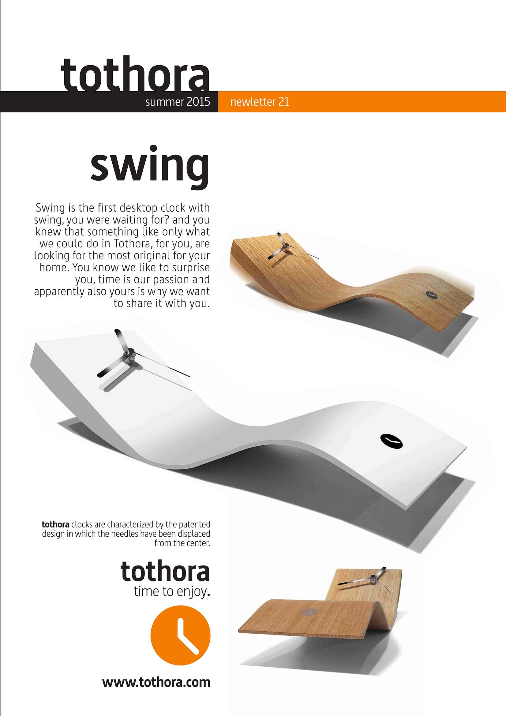 #Swing by #Tothora #TimeSculptures