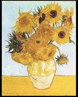 Les Tournesols De Van Gogh : tournesols, Revealing, Vincent, Gallery, Online, Tournesol, Gogh,, Tournesols
