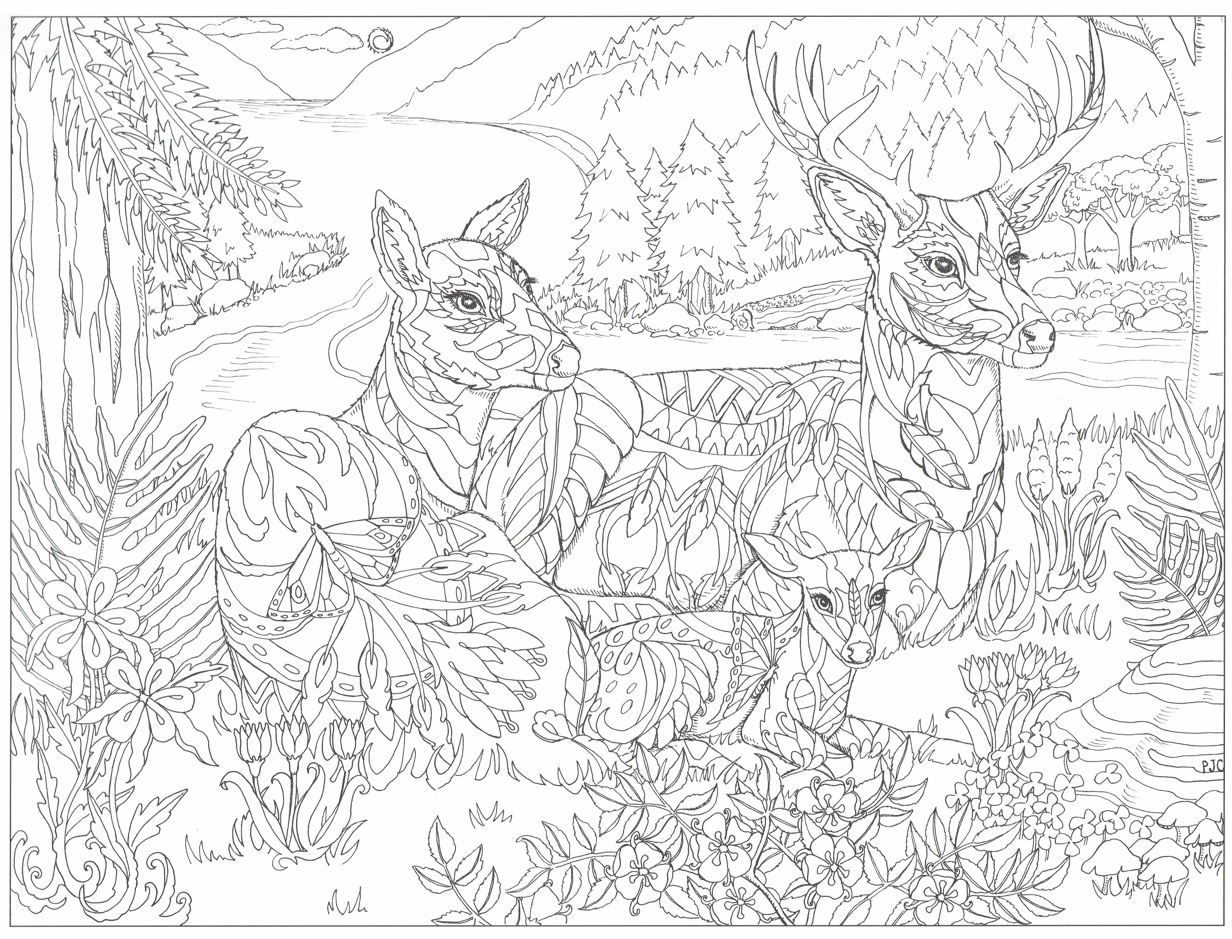 This Will Print On 11x17 Just As Nice As 8 5x11 Horse Coloring Pages Angel Coloring Pages Animal Coloring Pages