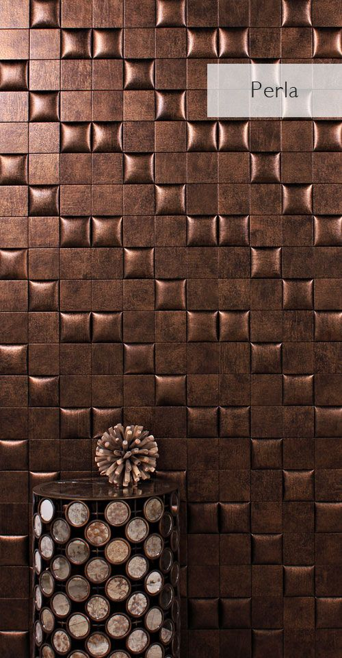 Home Nappatile Faux Leather Walls Wall Accents Decor Leather