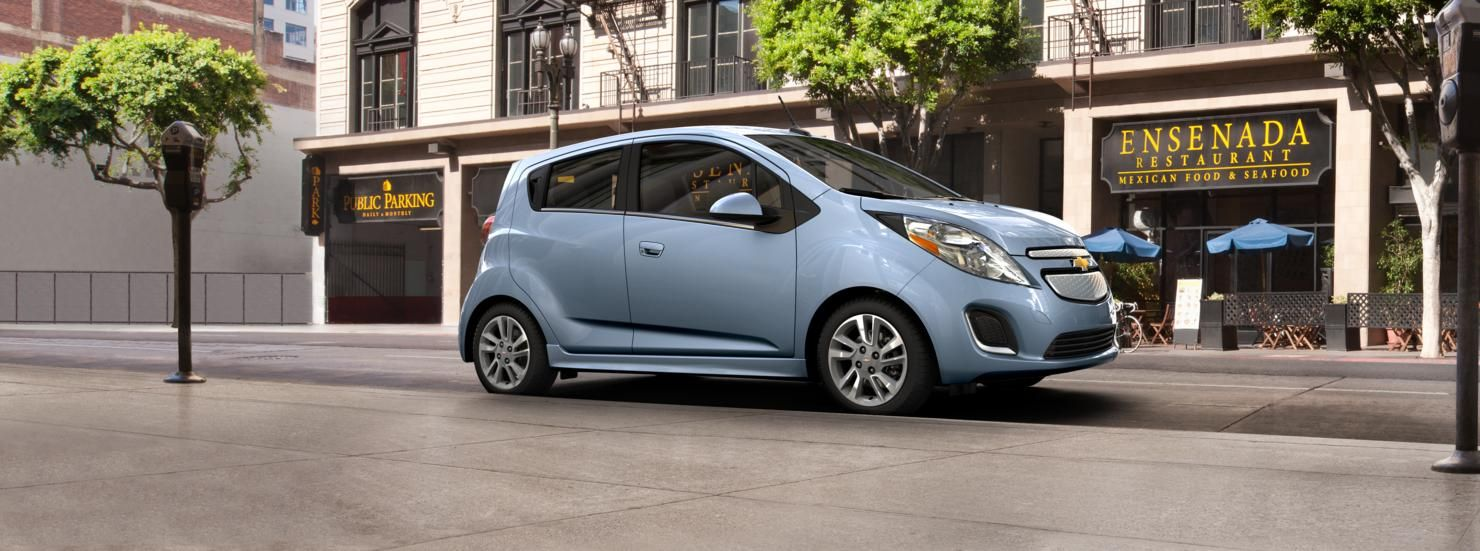 2015 Chevrolet Spark Ev 25 000 It Was Pretty Well Received Apparently Chevrolet Spark Hatchback Cars Chevrolet
