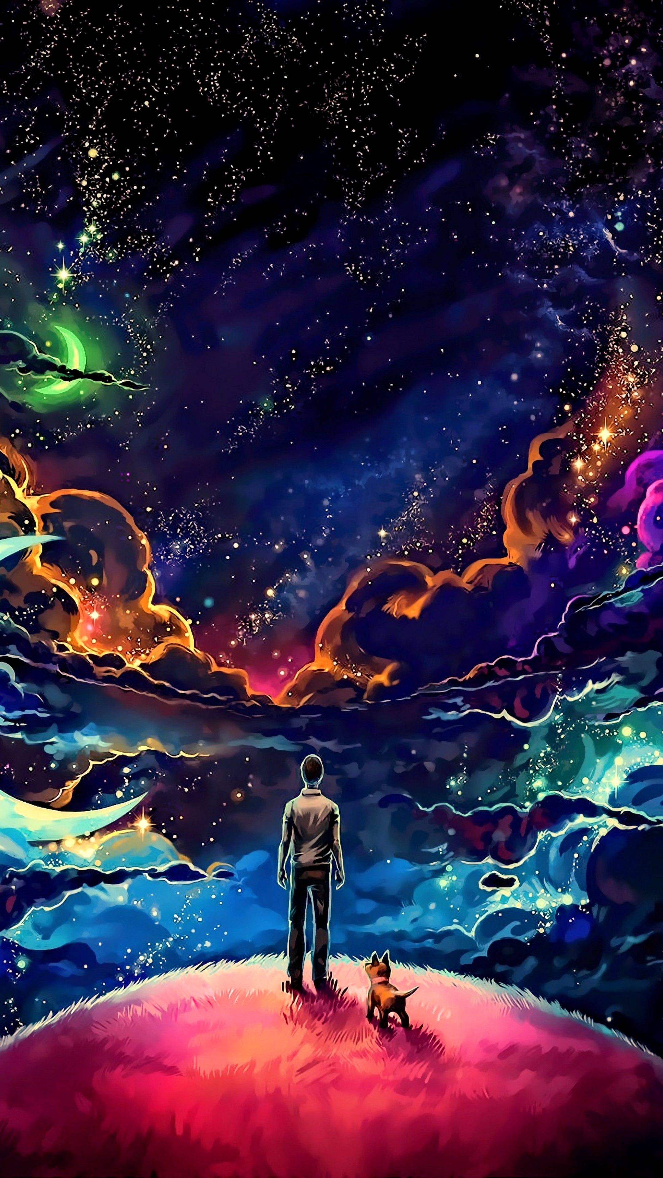 4k Space Galaxy Colorful Animated Wallpaper Ideas Galaxy Wallpaper Samsung Galaxy Wallpaper Samsung Wallpaper