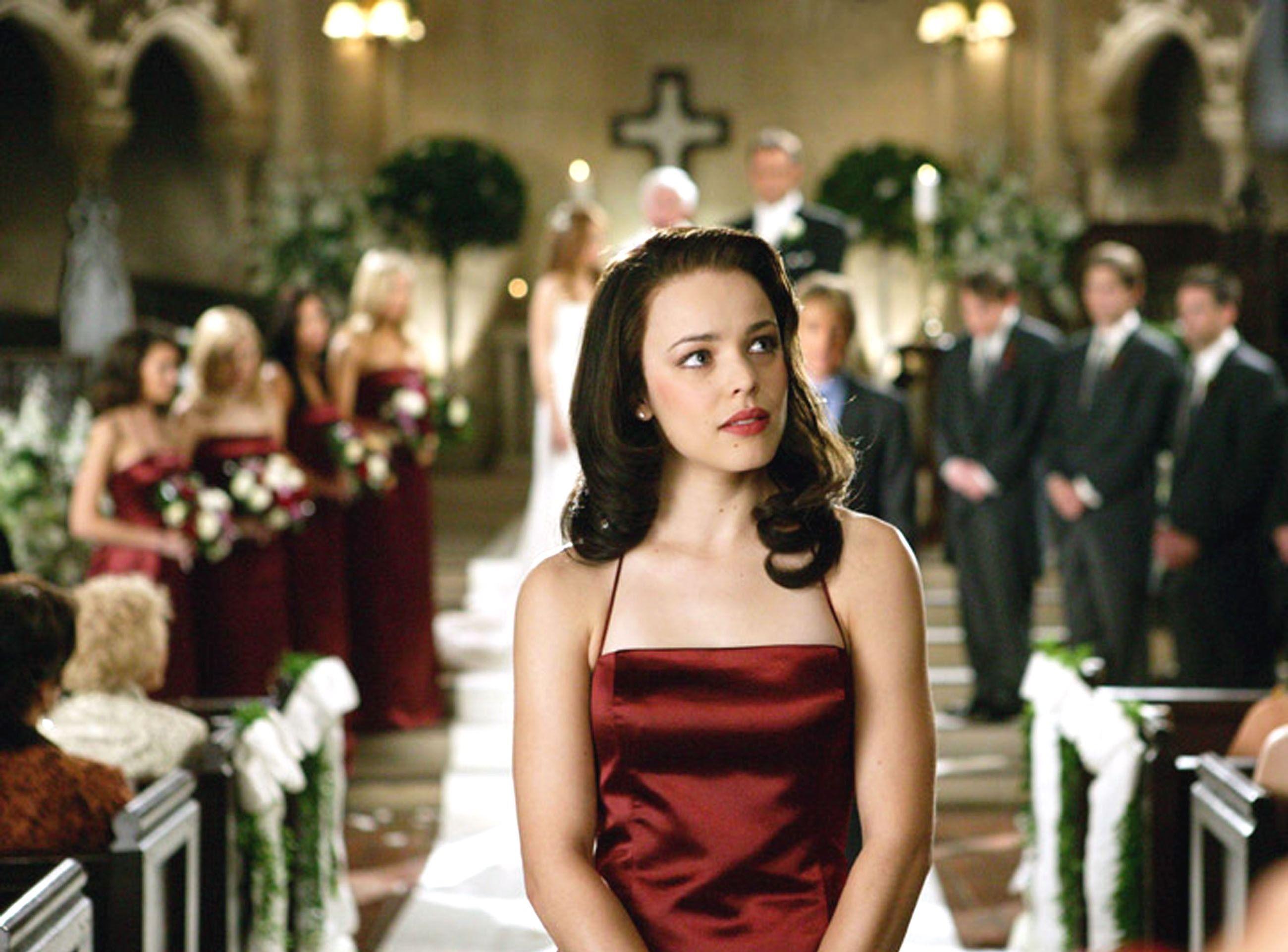 Wedding Crashers Movie Still 2005 Rachel Mcadams As Claire Creary Wedding Crashers Wedding Crashers Movie Tv Weddings