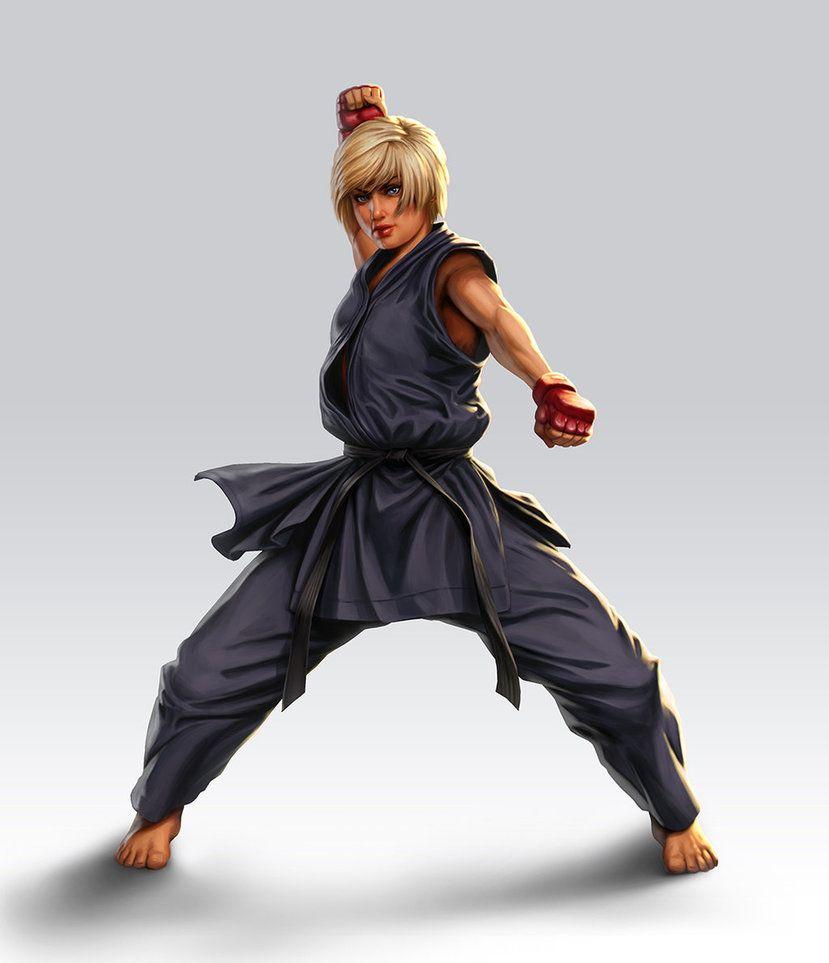 Karate Girl By Lordeeas Karate Girl Karate Martial Arts Fighter