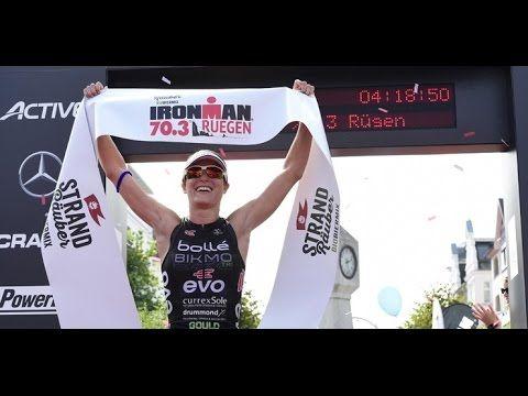 How The Race Was Won: IRONMAN 70.3 RUEGEN 2016 - WOMEN
