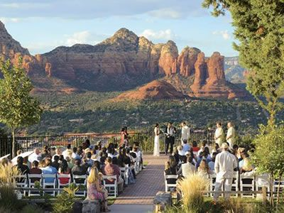 Sky Ranch Lodge Sedona Arizona Wedding Venues 1