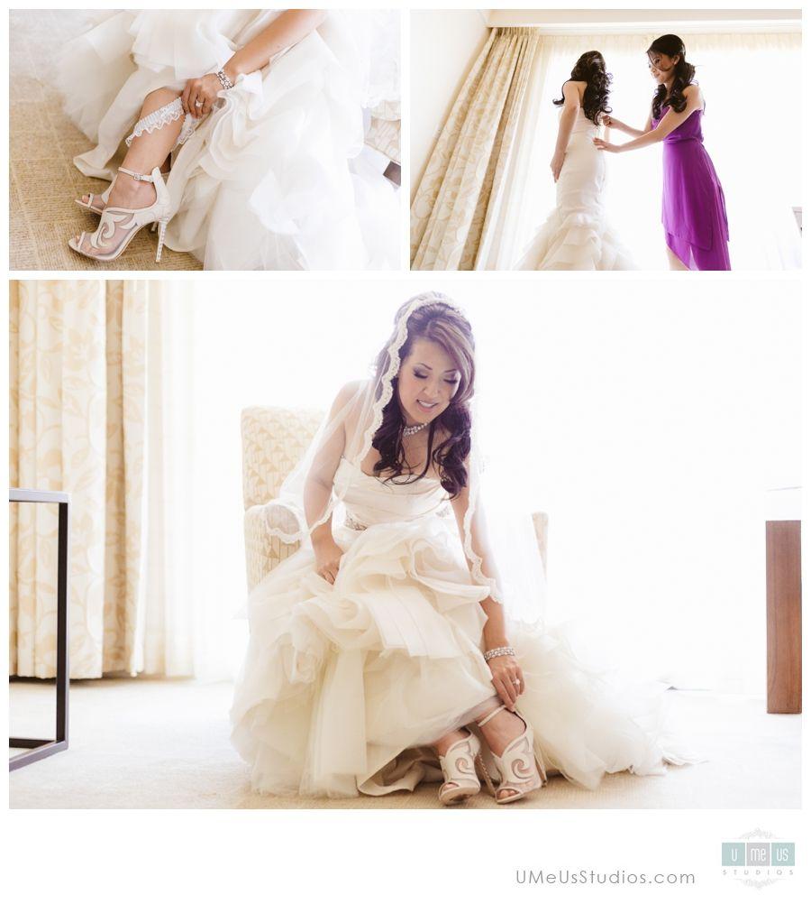 Bride getting ready | UMeUsStudios.com