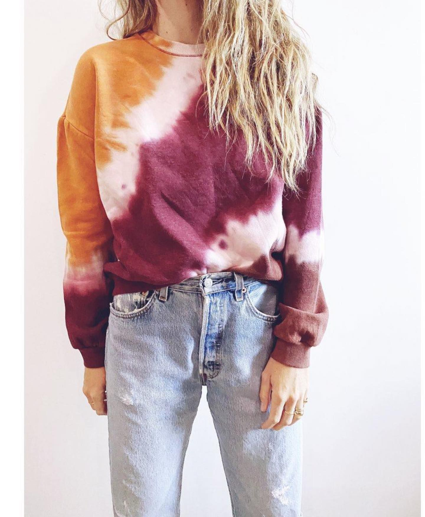 Restocked Sunrise Tie Dye Pullover Is Back In Every Size Size Up If You Want A Looser Fit 32 Shopsmall Ascotandhart Tie Dye Tie Dye Hoodie Lounge Wear [ 1752 x 1440 Pixel ]