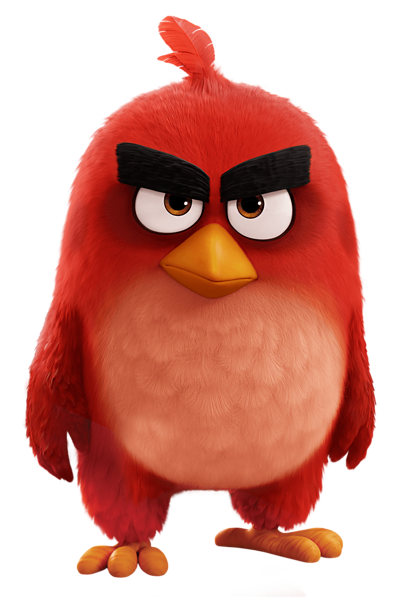 801a46a6 Angry Birds Movie Red, Angry Birds 2016, Red Angry Bird, Angry Birds Movie