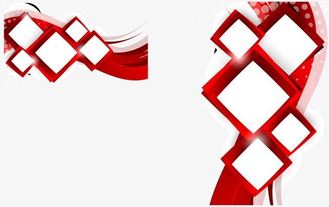 Vector Square Background Red Vector Creative Design Png Transparent Clipart Image And Psd File For Free Download Vector Dark Wallpaper Creative Design