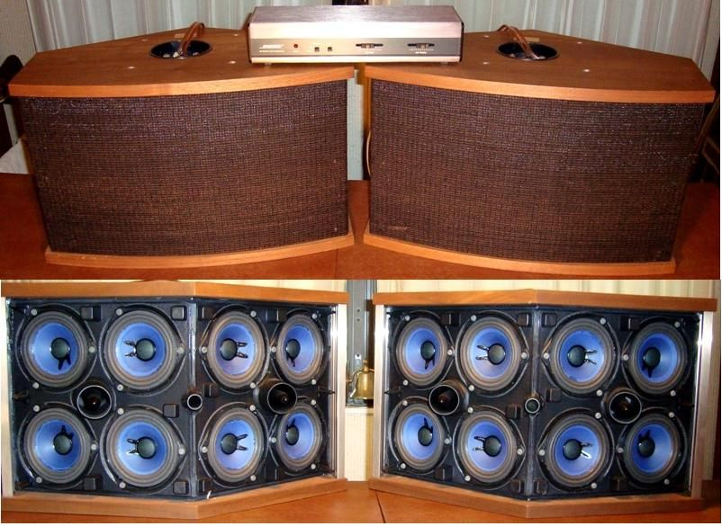 chuck s stuff has this pair of vintage 1984 bose 901 series v rh pinterest com bose 901 series i manual All New Bose 901 S Series 2
