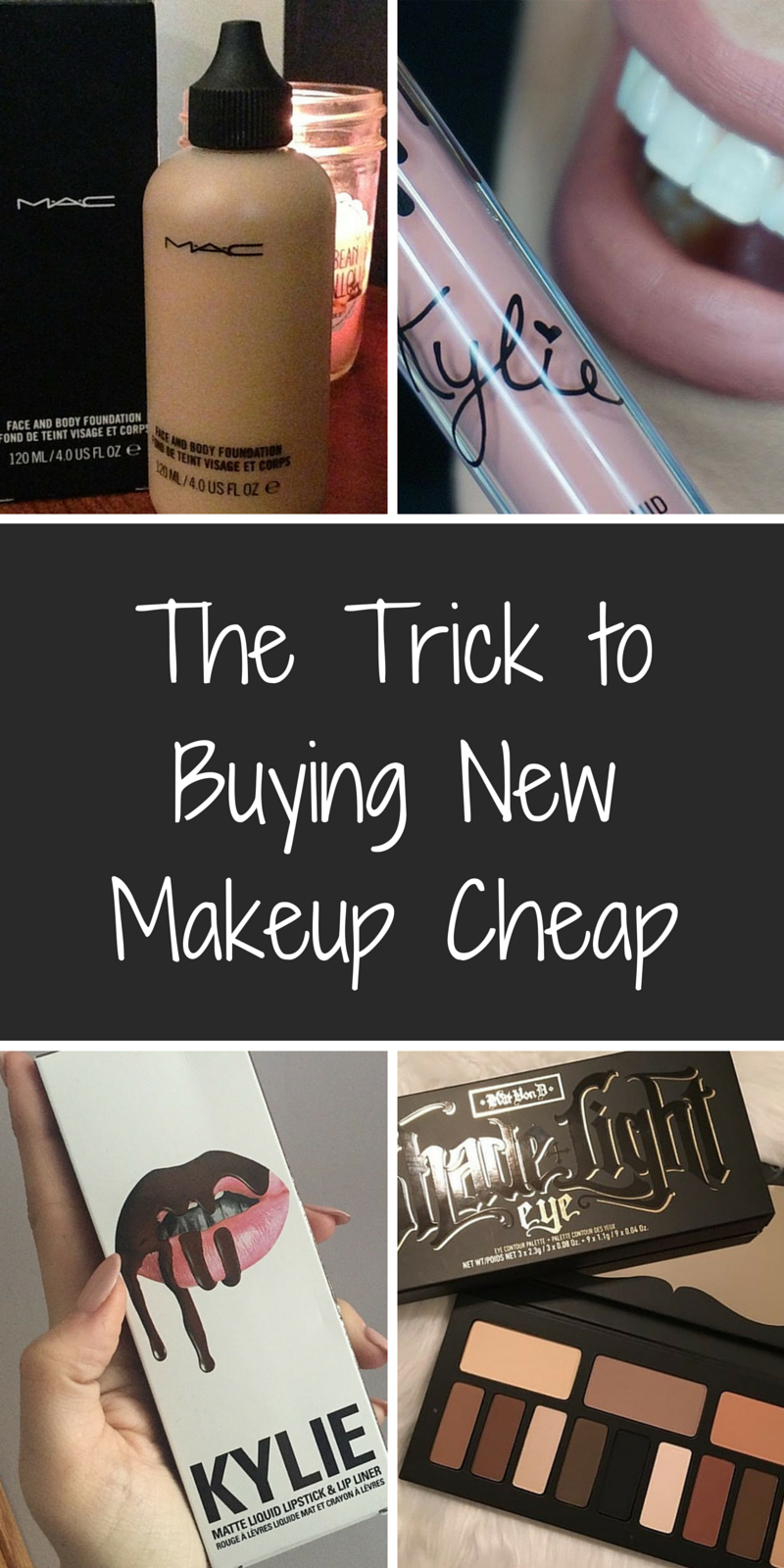 Sale! Shop Kat Von D beauty, MAC Cosmetics, Kylie lip kits