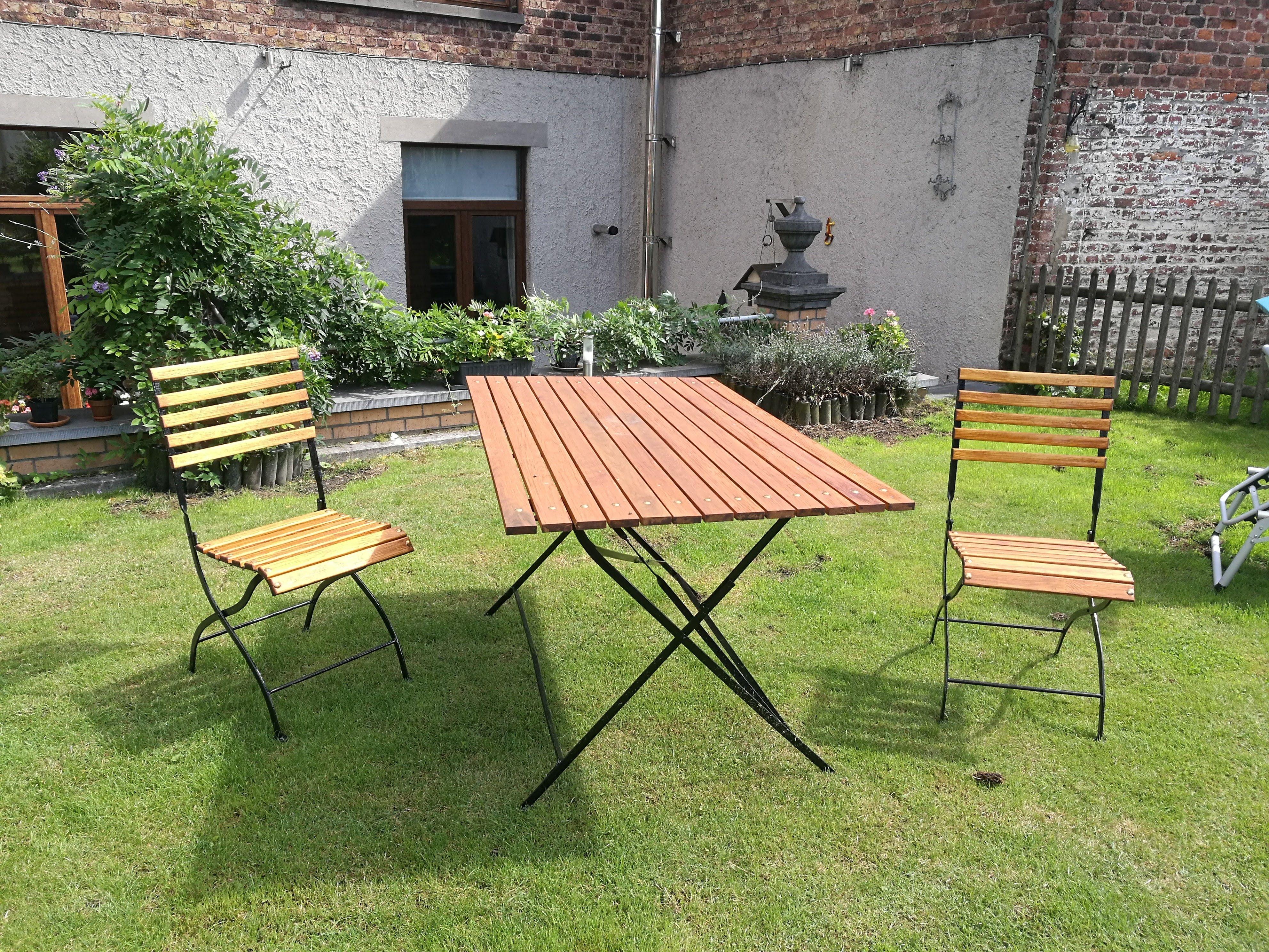 Gartenmöbel aus alt macht neu Bauanleitung zum selber bauen | Best ...