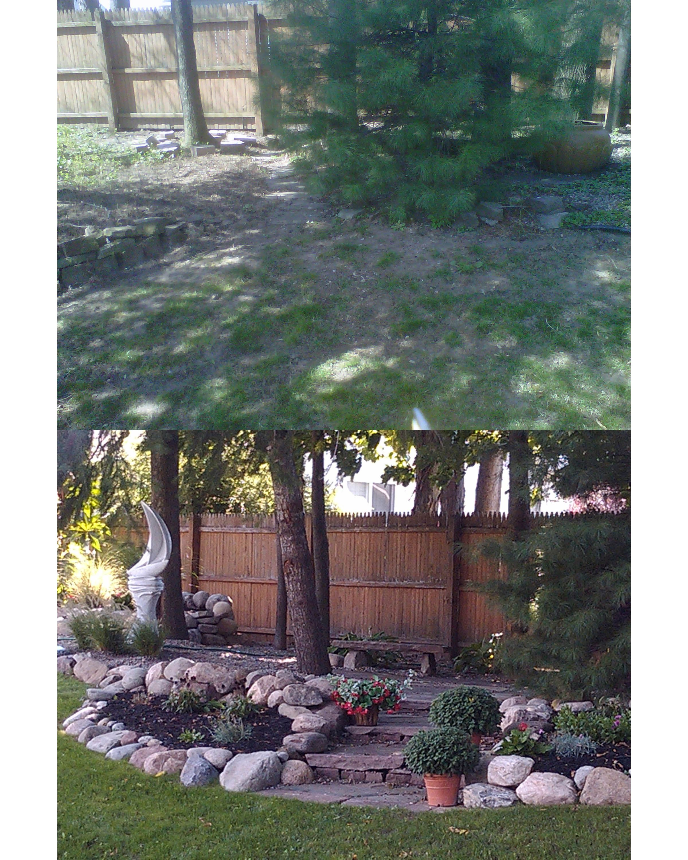 Do you have problem areas in your yard? Let us offer you ... on Landscaping Ideas For Wet Backyard id=95603
