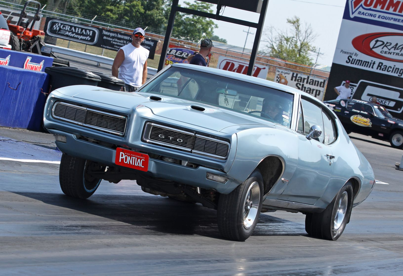 tom scala s 68 gto which is powered by a 455 464 with edelbrock rh pinterest com
