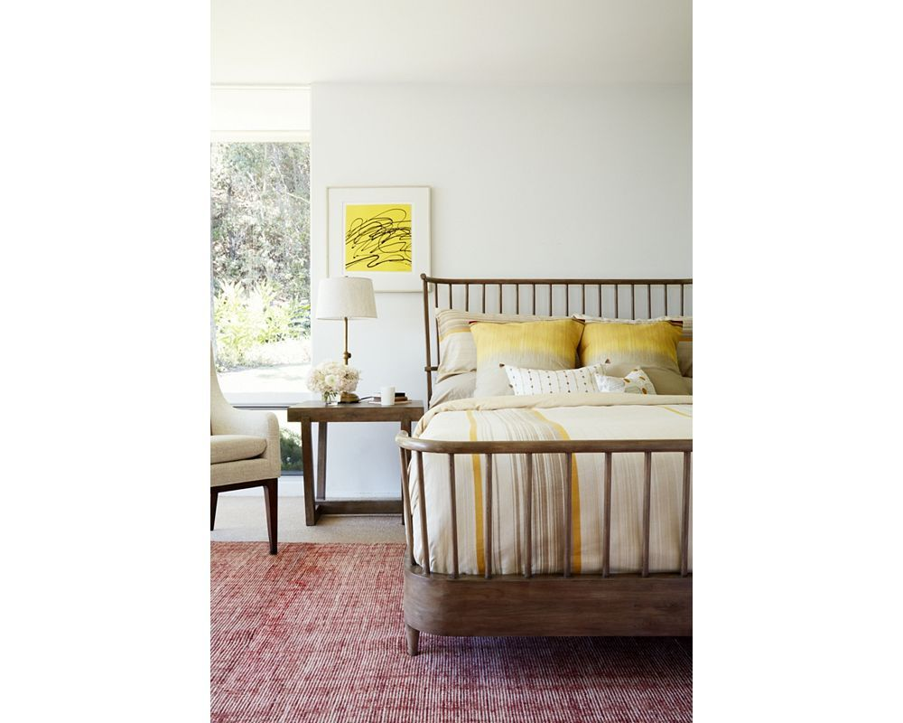 loving this windsor inspired spindle bed from the new ellen rh pinterest com