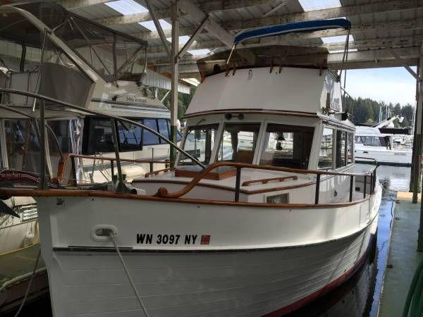 En venta de Ocasión Grand Banks 32' trawler 1969
