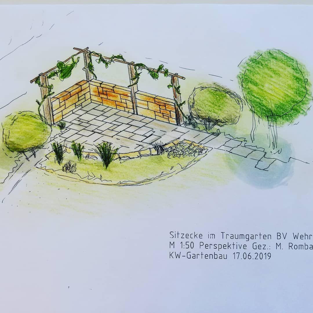 Www Kw Gartenbau De Vom Entwurf Zum Detail Gartenplanung Gartengestaltung Freiburg Markgraflerland Gartenbau Landschaftsgartner Landschaftsarchitektur