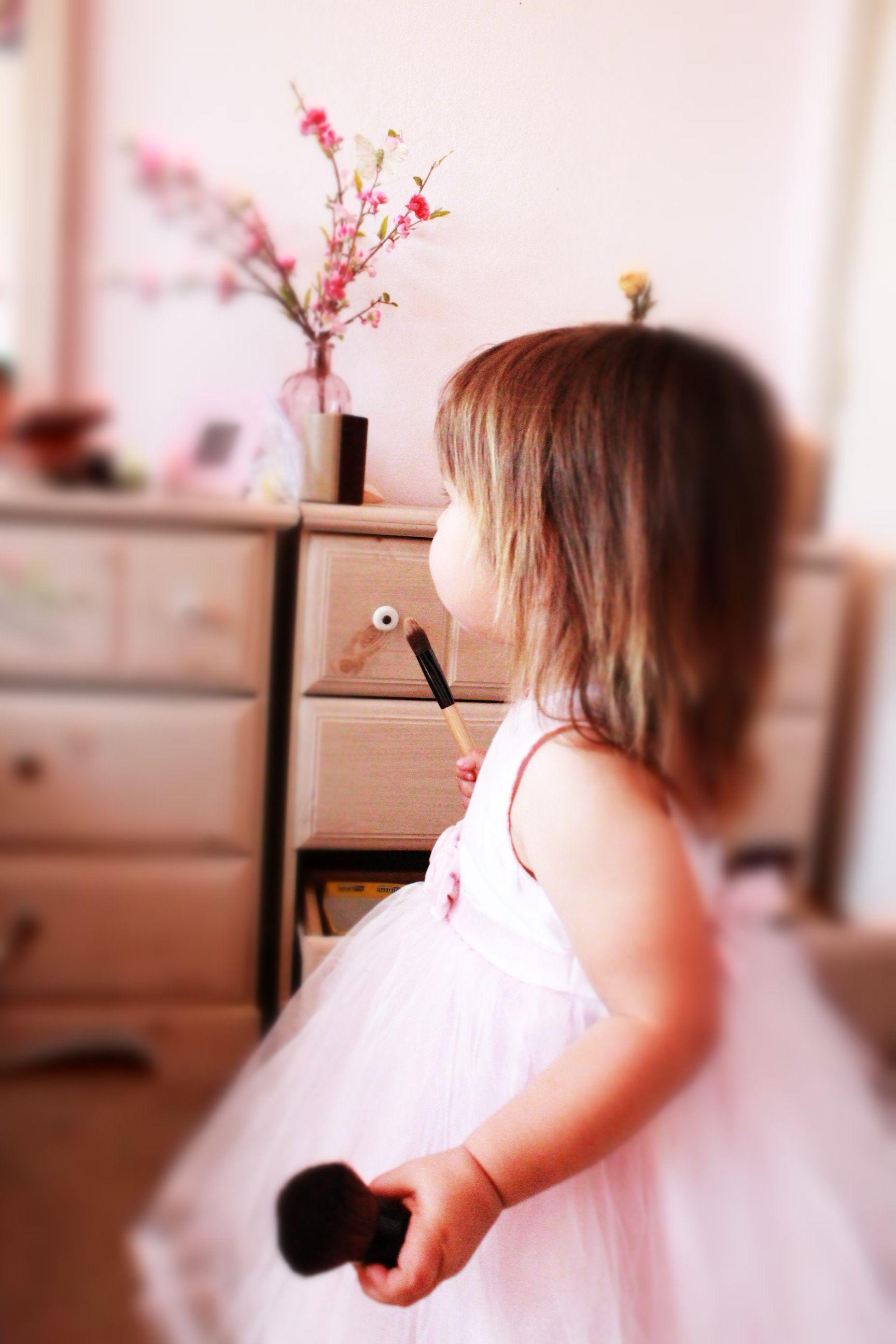 little girls grow up fast