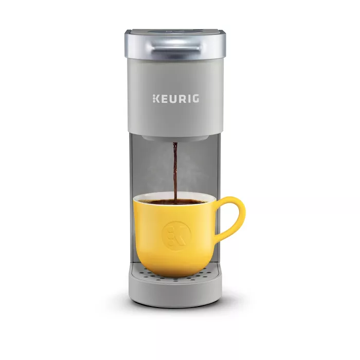 Keurig K Mini Single Serve K Cup Pod Coffee Maker In 2020 Single Serve Coffee Makers Keurig Coffee Camping Coffee Maker