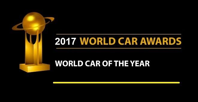 The Top Ten Shortlisted Cars For 2017 World Car Of Year Wcoty Awards Have Been Announced Three Finalists Will Be At Geneva