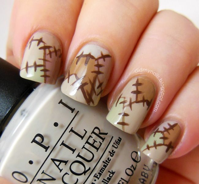 really cool nail designs