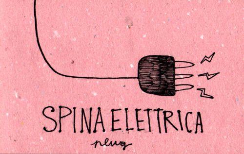 853: Spina elettrica