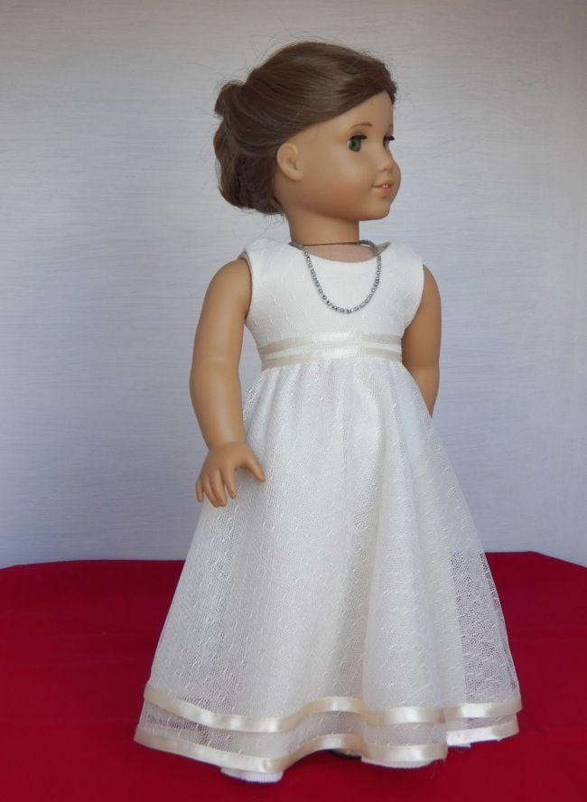 Red Carpet Dress American Girl Doll Formal American
