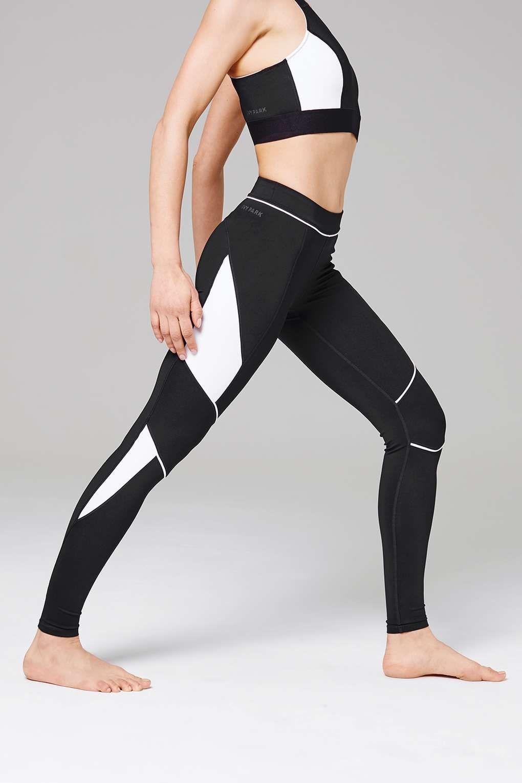 349c696892ebb Colour Block Ankle Leggings by Ivy Park - Ivy Park - Clothing - Topshop USA