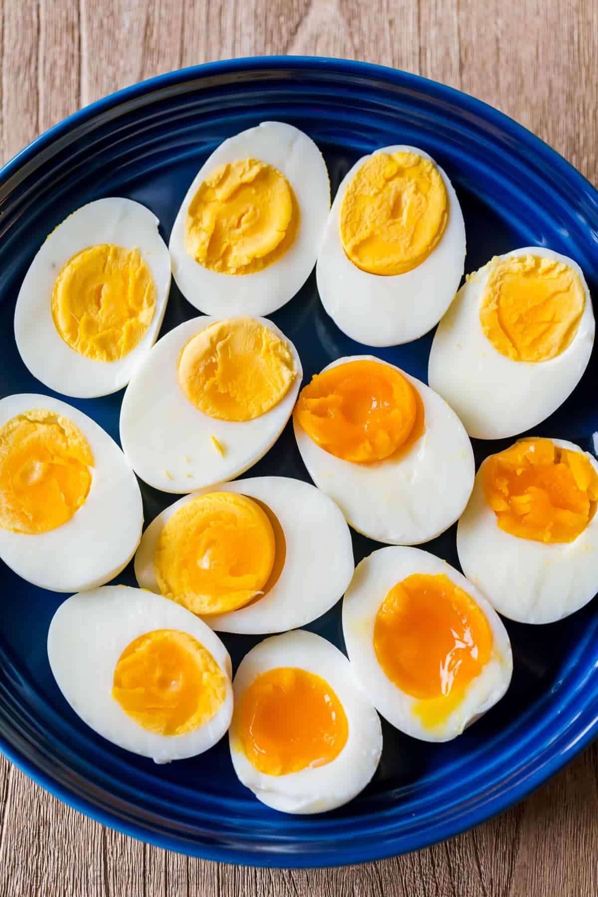 Pin by Stacey O on Eggs  Perfect boiled egg, Thanksgiving side