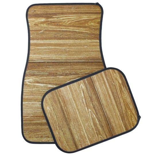 Old Wood Car Floor Mat Floor Mats Cars And Car Floor Mats