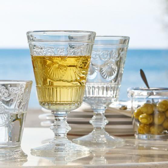 Weinglaser 6er Set Moules Weinglas Glas Wein