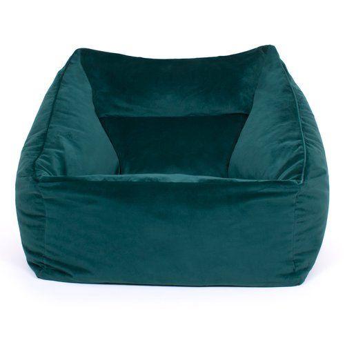 Prime Rosdorf Park Velvet Bean Bag Chair In 2019 Products Bean Creativecarmelina Interior Chair Design Creativecarmelinacom