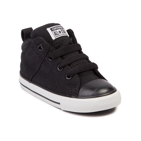 1567d4ed3e27 Shop for Toddler Converse Chuck Taylor Axel Mid Sneaker in Black at Journeys  Kidz. Shop today for the hottest brands in mens shoes and womens shoes at  ...