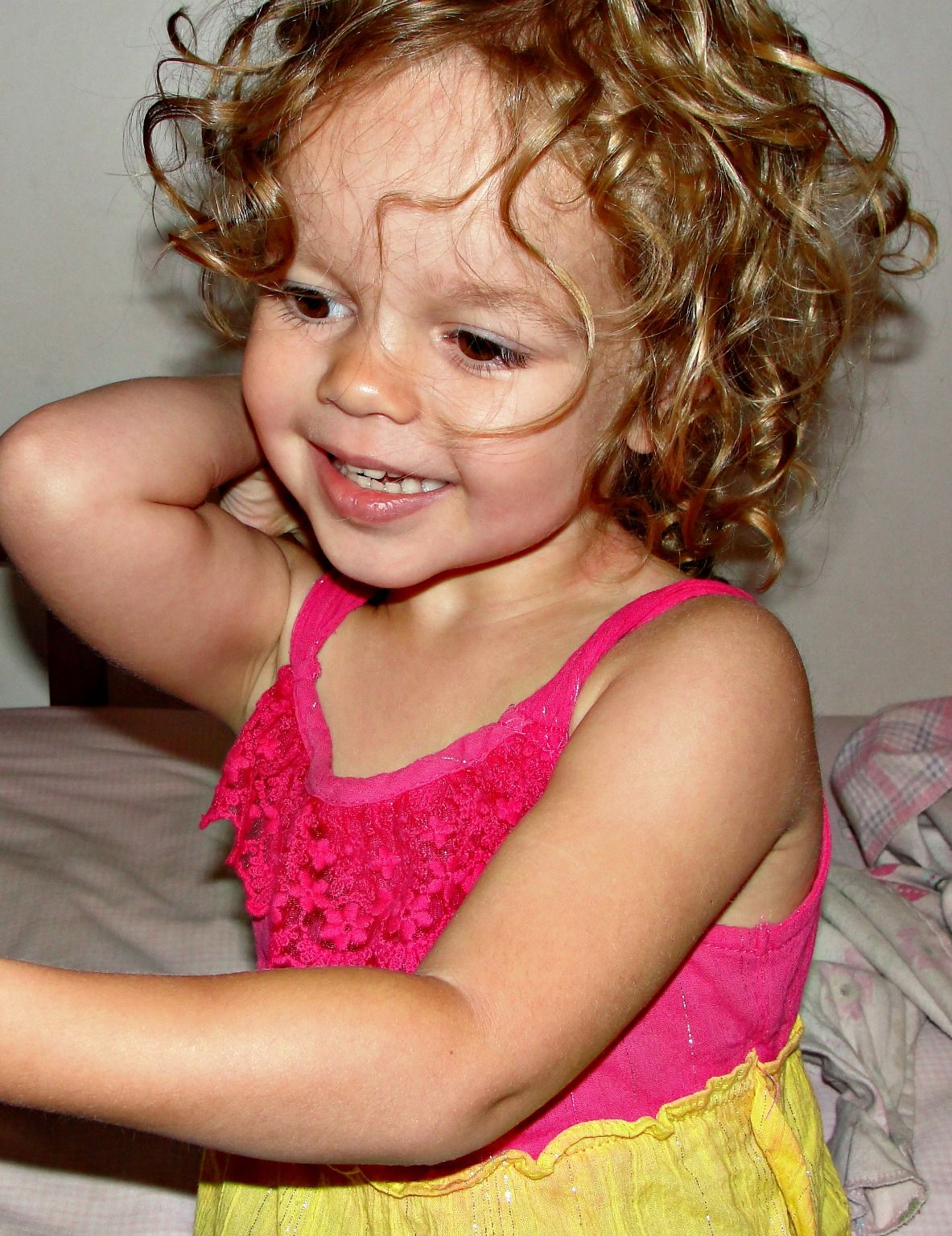 How to Care for Your Child's Curly Hair Curly hair