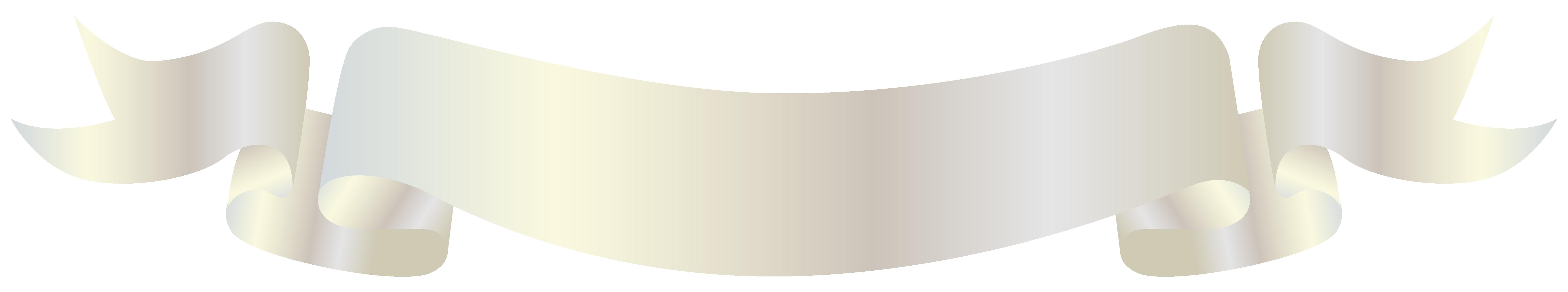 White Banner Png Clipart Image Clip Art Clipart Images Free Clip Art