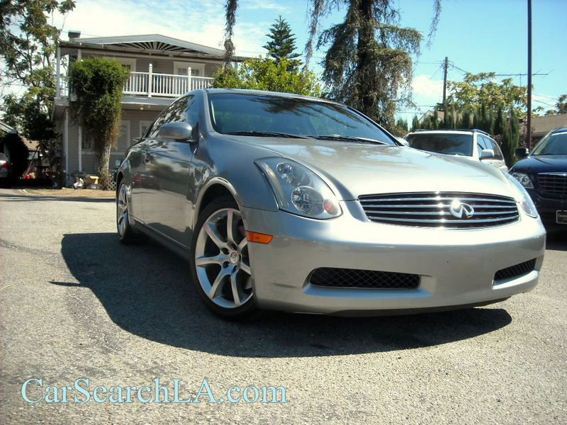 2005 Infiniti G35 Coupe Sports Edition with 50K Miles